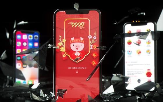 """App """"9999 Tết"""" đạt gần 1 triệu lượt tải sau  2 tuần ra mắt ảnh 3"""