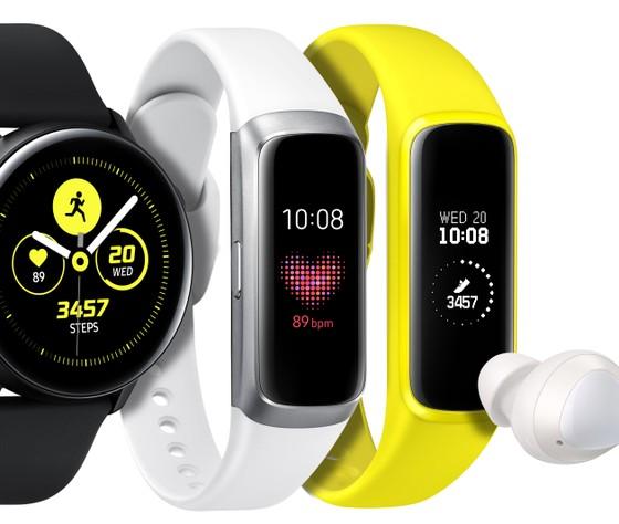 Samsung với dòng sản phẩm thiết bị đeo thông minh hoàn toàn mới ảnh 3