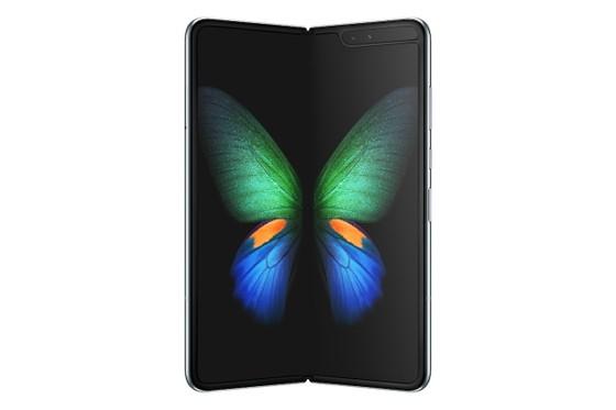 Galaxy Fold với màn hình gấp, mở ảnh 2