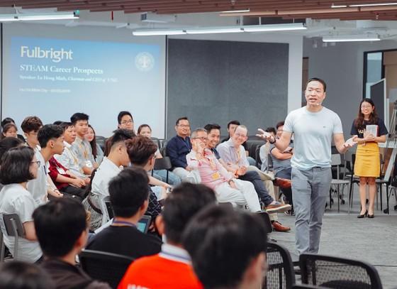 CEO VNG Lê Hồng Minh: Dùng công nghệ để giải thích về sự sáng tạo ảnh 1