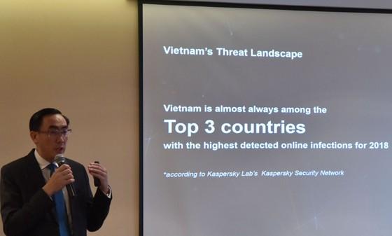 Kaspersky Lab chia sẻ trách nhiệm thúc đẩy an ninh mạng tại Việt Nam ảnh 1