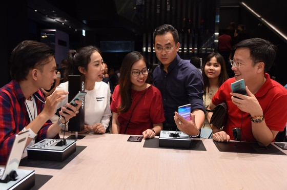 Samsung Showcase, mô hình triển lãm và trải nghiệm công nghệ hiện đại trên thế giới đến Việt Nam ảnh 2