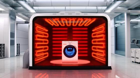 Samsung cam kết chất lượng với 150 thử thách cho Máy giặt ảnh 1