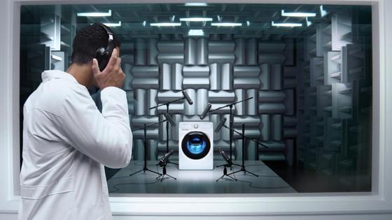 Samsung cam kết chất lượng với 150 thử thách cho Máy giặt ảnh 2