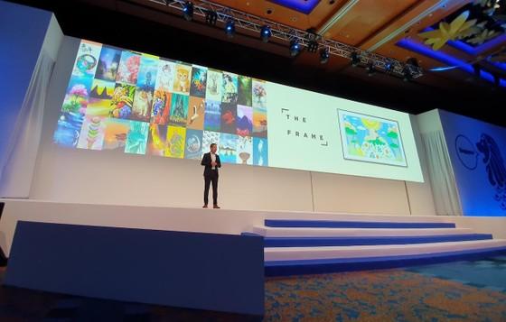 Samsung Forum 2019: Giới thiệu nhiều dải sản phẩm TV 2019 thuộc dòng QLED và Lifestyle ảnh 5