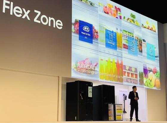 Samsung Forum 2019: Tủ lạnh kết nối Family Hub thế hệ mới và máy giặt công nghệ QuickDrive ảnh 1