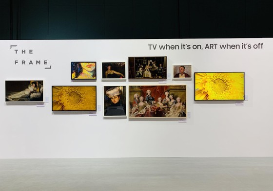 Samsung Forum 2019: Giới thiệu nhiều dải sản phẩm TV 2019 thuộc dòng QLED và Lifestyle ảnh 4