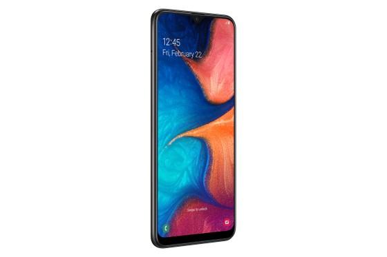 Galaxy A20 màn hình vô cực, pin 4.000mAh…giá gần 4,2 triệu đồng ảnh 1