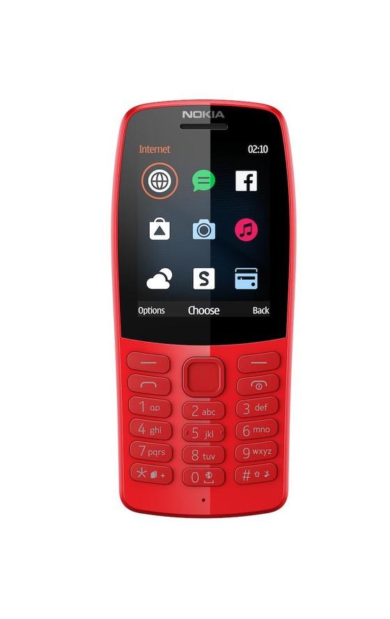 Nokia 210, chiếc di động phổ thông hấp dẫn ảnh 1