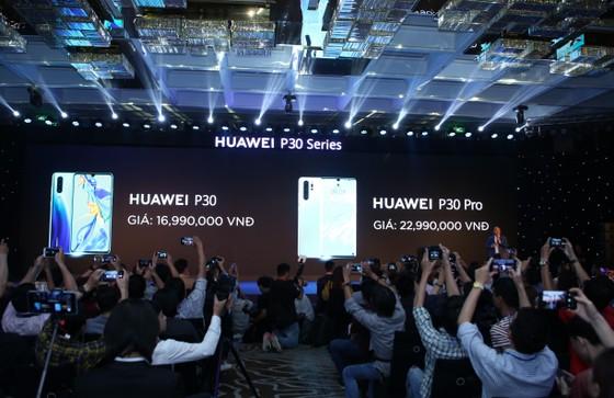 HUAWEI P30 Series với điểm nhấn về camera ảnh 2