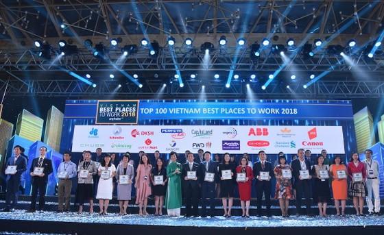 VNG được vinh danh trong top 100 nơi làm việc tốt nhất Việt Nam ảnh 1