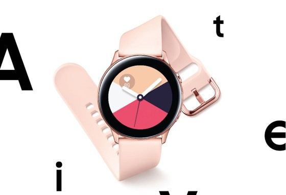 Galaxy Watch Active  trẻ trung, thời trang với giá gần 5,5 triệu đồng ảnh 1