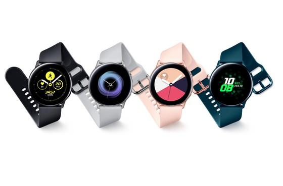 Galaxy Watch Active  trẻ trung, thời trang với giá gần 5,5 triệu đồng ảnh 3