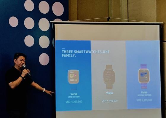 Fitbit ra mắt 4 dòng sản phẩm mới  ảnh 2