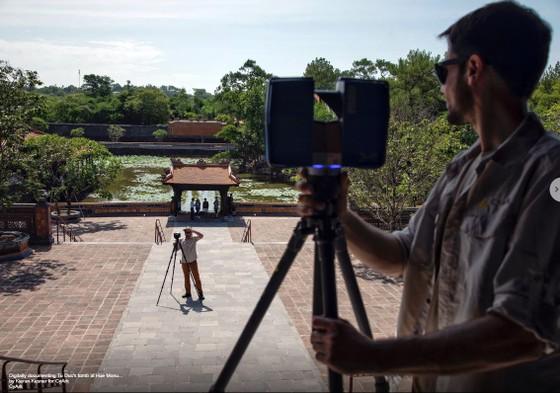 Google Arts & Culture số hóa 3D Lăng Tự Đức ảnh 1