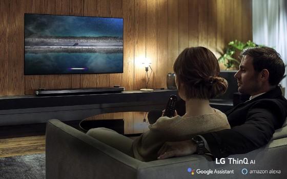 LG đưa nhiều mẫu TV mới về Việt Nam ảnh 1