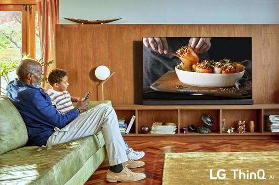 LG đưa nhiều mẫu TV mới về Việt Nam ảnh 2