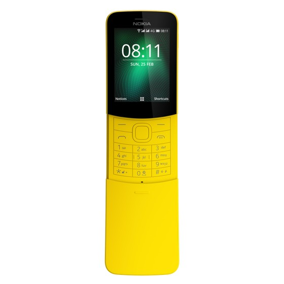 Whatsapp chính thức có mặt trên Nokia 8110 ảnh 1