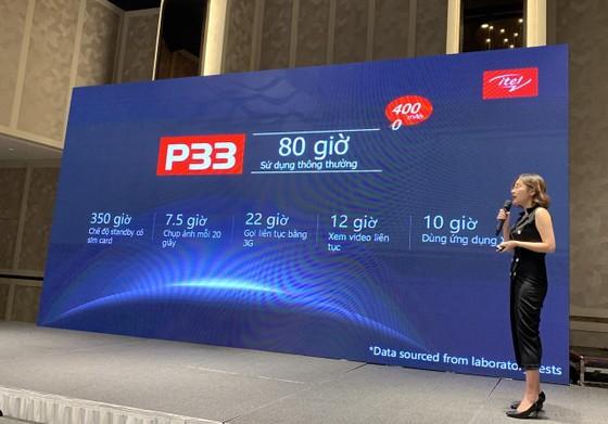 Bộ đôi P33 và P33 Plus của Itel giá chỉ 1.690.000 đồng và 1.850.000 đồng ảnh 1