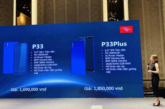 Bộ đôi P33 và P33 Plus của Itel giá chỉ 1.690.000 đồng và 1.850.000 đồng ảnh 2