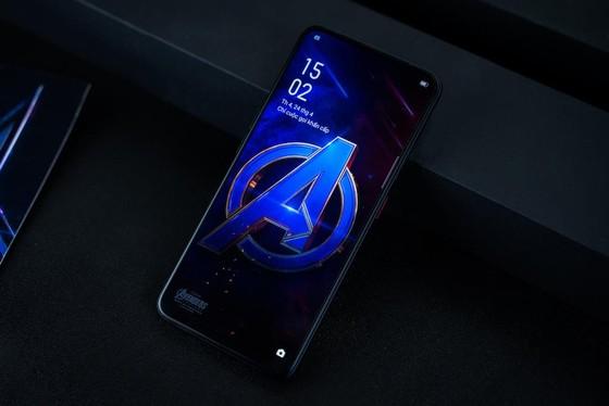 Ấn tượng với OPPO F11 Pro phiên bản giới hạn Marvel's Avengers ảnh 3