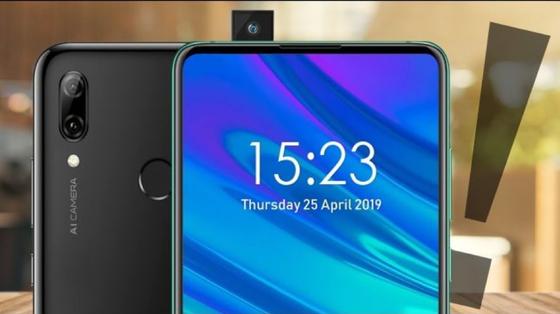 Y9 Prime 2019 có camera trượt sẽ bán ở Việt Nam vào tháng 6 ảnh 1