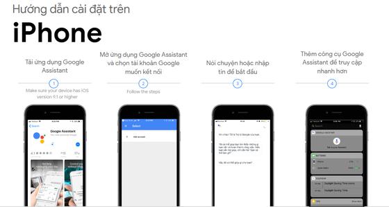 Cài đặt trợ lý ảo Google Assistant Tiếng Việt trên điện thoại Android và iSO ảnh 4