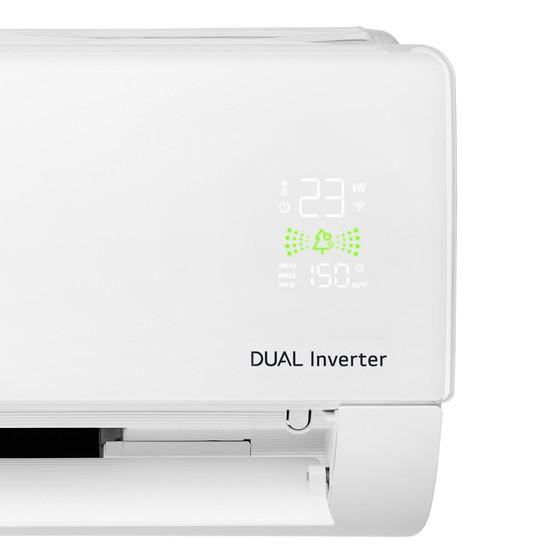 Điều hòa LG Dual Cool Inverter mang lại không gian sống sạch và mát lành hơn ảnh 2