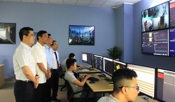 Bkav phát triển, xây dựng trung tâm điều hành an ninh mạng cho tỉnh Thái Bình ảnh 1