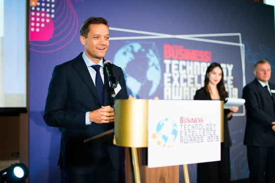 Kaspersky Lab nhận Giải thưởng SBR Technology Excellence 2019 ảnh 1