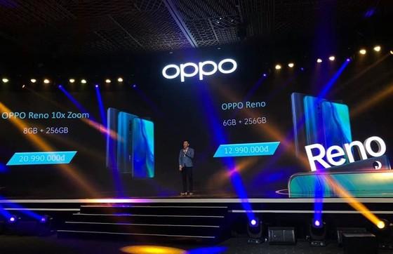 OPPO chính thức giới thiệu dòng smartphone Reno tại Việt Nam ảnh 6
