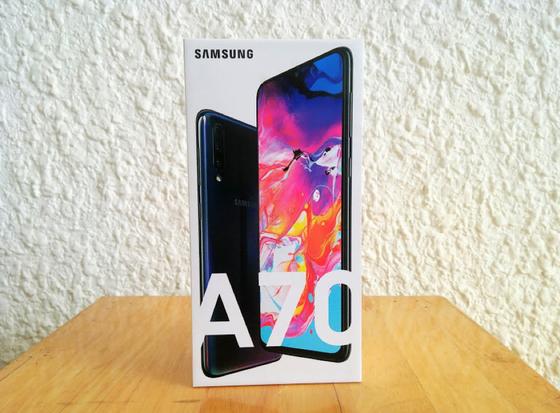 Galaxy A50, A70 giảm đến 1,9 triệu đồng ảnh 2