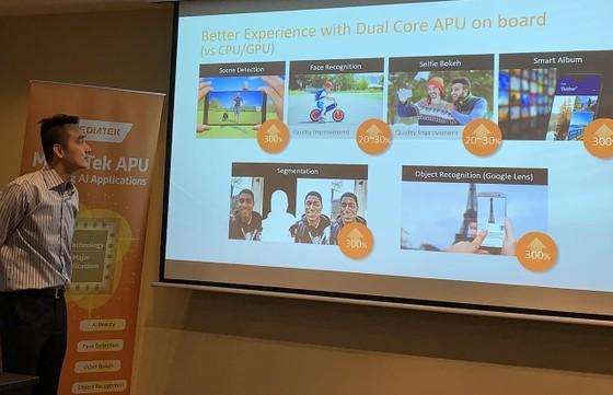 MediaTek mở rộng hợp tác và kinh doanh ở Việt Nam ảnh 1