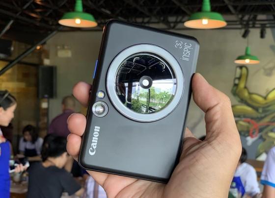 Canon lần đầu ra mắt máy chụp ảnh có hình ngay  ảnh 1
