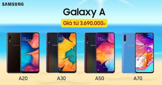 Galaxy S10, S10 Plus cùng Galaxy A giảm đến gần 6 triệu đồng ảnh 2