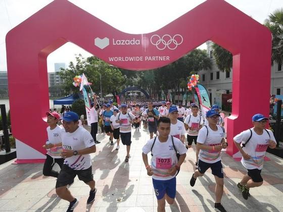 Lazada là đối tác chiến lược của Thế vận hội Olympic tại Đông Nam Á ảnh 2