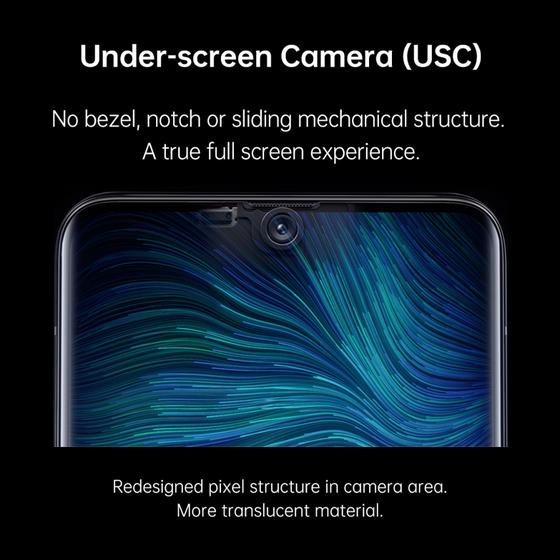 OPPO giới thiệu camera ẩn dưới màn hình và công nghệ MeshTalk ảnh 1