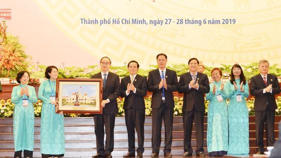 Khai mạc Đại hội đại biểu MTTQ Việt Nam TPHCM lần thứ XI, nhiệm kỳ 2019-2024 ảnh 1