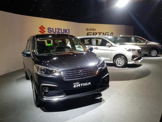 Suzuki ra mắt mẫu xe 7 chỗ Ertiga hoàn toàn mới ảnh 2