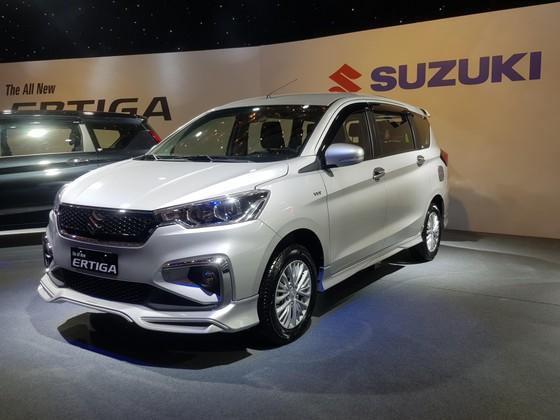 Suzuki ra mắt mẫu xe 7 chỗ Ertiga hoàn toàn mới ảnh 3