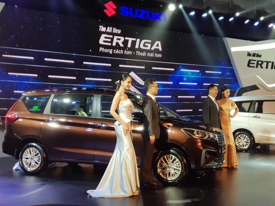 Suzuki ra mắt mẫu xe 7 chỗ Ertiga hoàn toàn mới ảnh 1