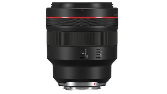 Canon giới thiệu ống kính RF85mm f/1.2L USM  ảnh 1