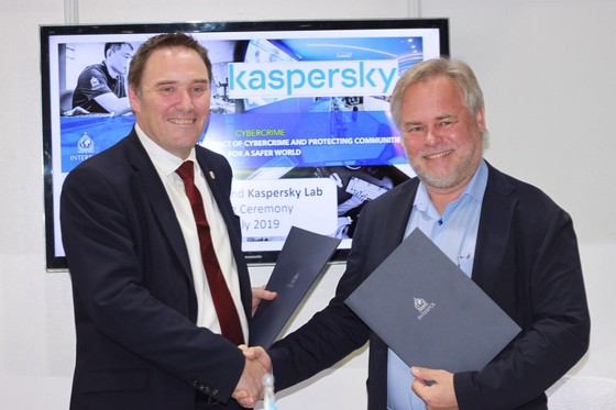 Kaspersky hợp tác với INTERPOL trong cuộc chiến chống lại tội phạm mạng  ảnh 1