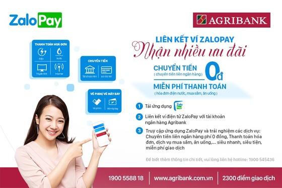 ZaloPay ký kết chiến lược với Agribank ảnh 1