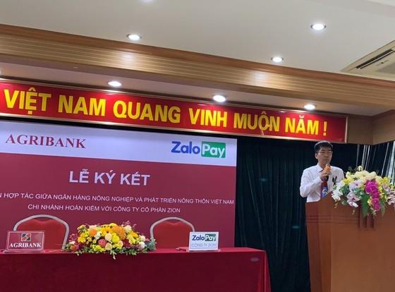 ZaloPay ký kết chiến lược với Agribank ảnh 2