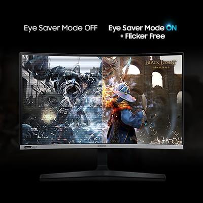 Samsung chính thức mở bán màn hình chơi game cong CRG5 đầu tiên trên thế giới tại Việt Nam ảnh 4