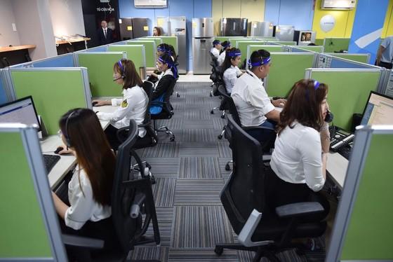 Samsung Vina chính thức khai trương Tổng đài chăm sóc khách hàng 24/7 ảnh 1