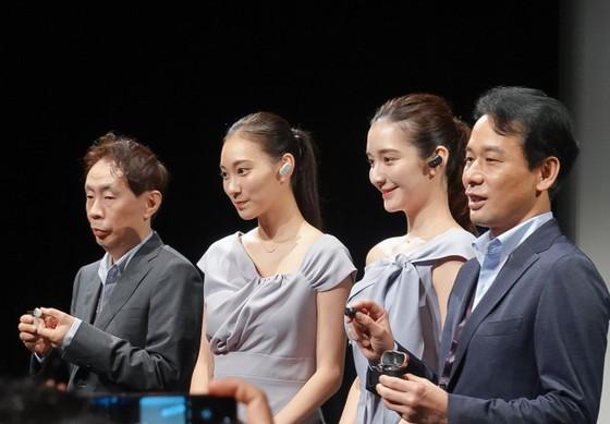 Sony ra tai nghe không dây chống ồn WF-1000XM3 ảnh 1