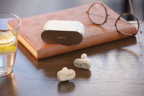 Sony ra tai nghe không dây chống ồn WF-1000XM3 ảnh 2