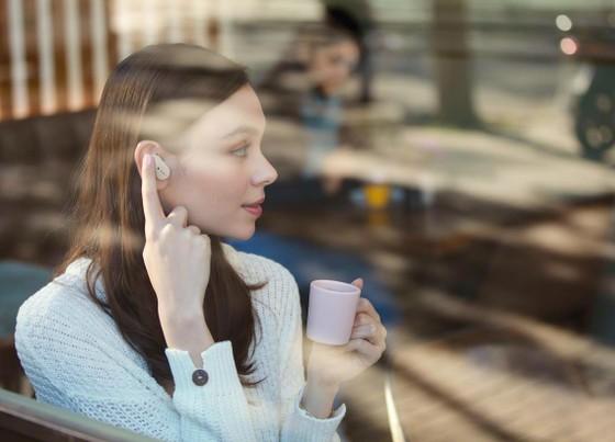 Sony ra tai nghe không dây chống ồn WF-1000XM3 ảnh 3